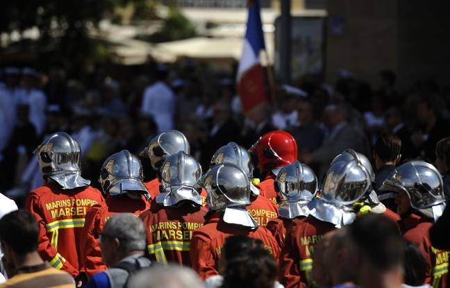 Coronavirus à Marseille : Des marins-pompiers vont tester un masque Decathlon pour se protéger des projections
