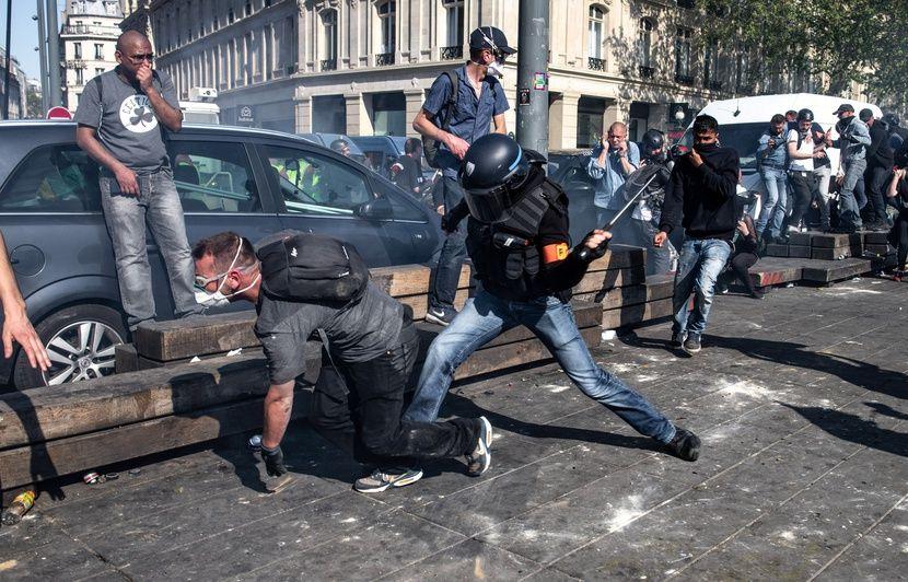 Le récap de la semaine : Violences policières, stratégie du RN pour les municipales et recyclage des médicaments