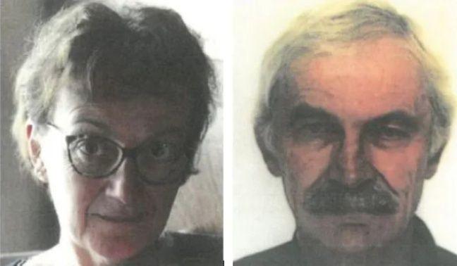 Ces deux curistes ont été vus pour la dernière fois à Ussat, dans l'Ariège, le 8 octobre 2019.