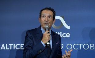 Le milliardaire Patrick Drahi vient d'acheter la maison d'enchères Sotheby's pour 3,3 milliards d'euros.