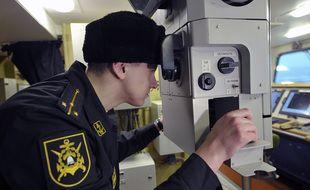 Un marin de l'armée russe (illustration).