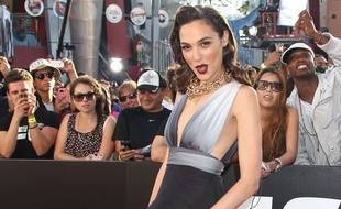 Gal Gadot le 21 mai 2013 à Hollywood