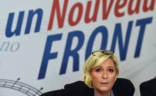 Illustration Front national.