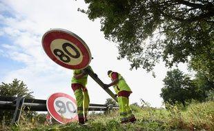 La Seine-et-Marne repasse une partie de son réseau secondaire à 90 km/h (illustration)