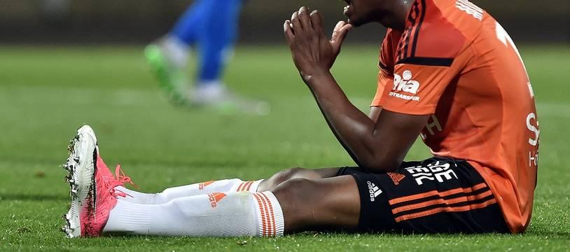 Benjamin Moukandjo a joué dans plusieurs clubs français dont le FC Lorien