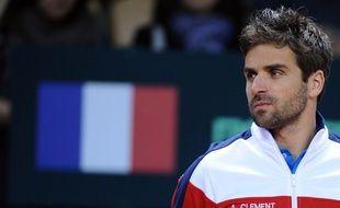 Arnaud Clément, le 2 février 2014.