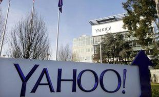Le siège social de Yahoo en Californie