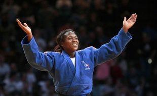 Clarisse Agbegnenou, une belle chance de médaille pour la France aux JO de Rio.