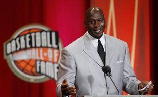 grand choix de 2d0de 2b5de Michael Jordan fait son entrée au Hall of Fame