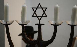Dans une synagogue (phot d'illustration)