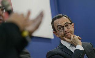 Bruno Retailleau est président du groupe LR au Sénat.