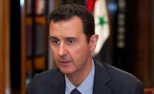 La Russie a accusé jeudi le président syrien Bachar al-Assad de faire monter la tension en Syrie par des déclarations sur son éventuelle participation à l'élection présidentielle de 2014 dans ce pays en proie à un conflit armé depuis mars 2011.