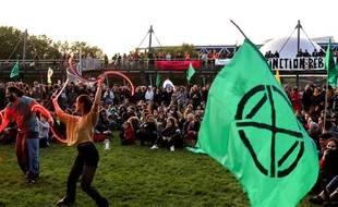 Extinction Rebellion lance une semaine d'actions dans le monde entier.