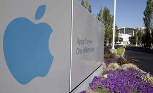 Le siège d'Apple Inc. à Cupertino en Californie.