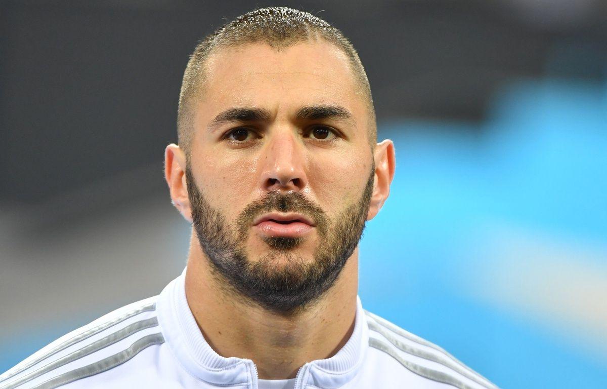 Karim benzema, le 29 mai 2016, avec le Real Madrid. – GERARD JULIEN / AFP