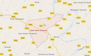 L'homme a été retrouvé mort mercredi à son domicile de Saint-Genis-d'Hiersac en Charente.