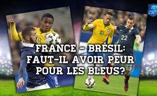 Le Comptoir football club revient sur France-Brésil.