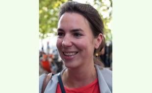 Julie Laernoes, candidate ELLV aux municipales à Nantes.