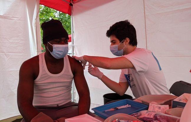 Après avoir longtemps hésité, Kouadio-David s'est fait vacciner