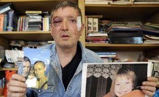 """Jean-Michel André, toujours sans nouvelles de sa fille Elise, enlevée le 20 mars à Arles, a annoncé mardi avoir créé une association baptisée """"Aidelise"""" pour la retrouver """"le plus vite possible""""."""