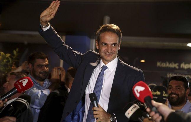 Qui est Kyriakos Mitsotakis, le nouveau Premier ministre grec qui a fait tomber Tsipras?