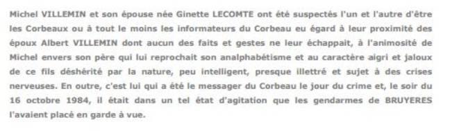 Extrait de l'arrêt rendu en 1993 par la cour d'appel de Dijon.
