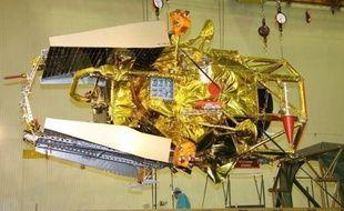 """L'Agence spatiale européenne (ESA) a annoncé mercredi matin avoir """"établi le contact"""" avec la sonde russe Phobos-Grunt, lancée le 8 novembre et restée depuis lors en orbite autour de la Terre au lieu de se diriger comme prévu vers un satellite de Mars."""