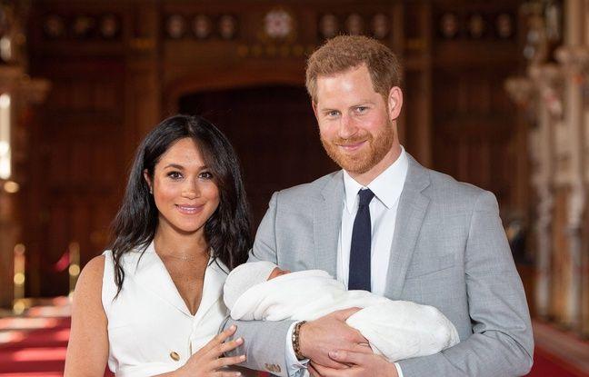 Meghan Markle et le prince Harry vont faire leur premier voyage avec Archie
