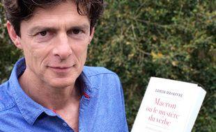 Le chercheur du CNRS Damon Mayaffre s'est concentré sur les discours du président de la République qu'il décrypte dans un livre