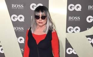 La chanteuse Debbie Harry aux GQ Men of the Year Awards 2019