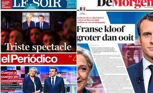Le second tour de la présidentielle française à la