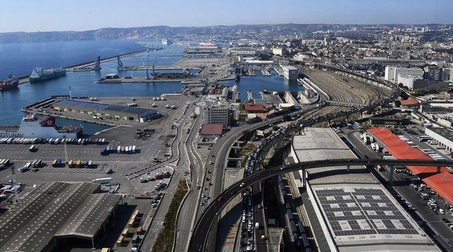 Le port de Marseille espère une reprise après la « claque mondiale »