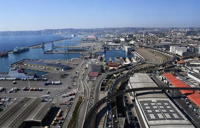 Marseille: Le port a subi «la claque mondiale», mais compte sur une reprise
