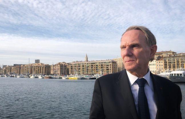 Municipales 2020 à Marseille: Le candidat LREM Yvon Berland promet aux Marseillais «une vie tout simplement normale»