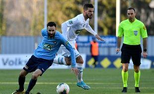 Trélissac (N2) a été éliminé par l'OM en 32e de finale de Coupe de France, ce dimanche 5 janvier 2020.