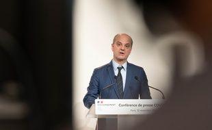Jean-Michel Blanquer, le 12/11/2020.