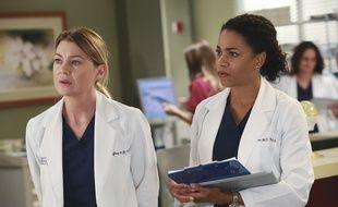 «Grey's Anatomy», déjà 12 ans de NFS, chimie, iono