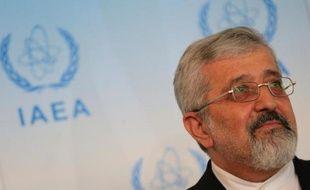 Le représentant de l'Iran auprès de l'Agence internationale de l'énergie atomique (AIEA), Ali Asghar Soltanieh, a annoncé jeudi à l'agence Fars qu'il quittait son poste, sans donner de précisions sur son remplaçant.