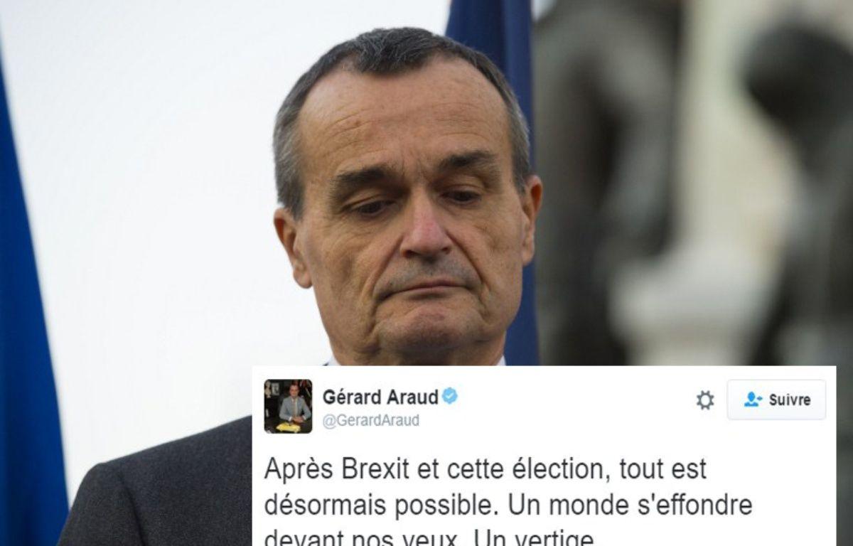 L'ambassadeur Gérard Araud et son tweet – AFP/20Minutes