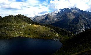 Les Pyrénées.