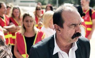 Philippe Martinez à Nice