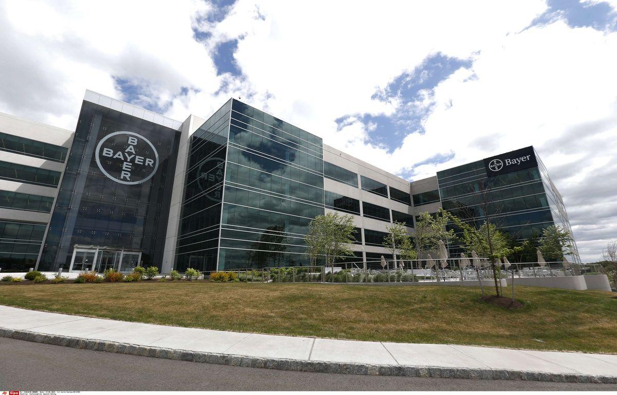 Le siège social des laboratoires Bayer, producteurs des implants de stérilisation féminin Essure, à Whippany dans le New Jersey (Etats-Unis) le 29 février 2016. – Julio Cortez/AP/SIPA