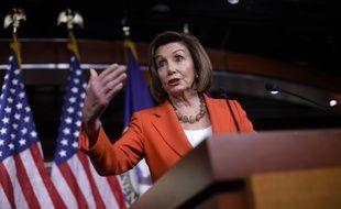 Nancy Pelosi et les démocrates ont voté le 31 octobre 2019 pour valider l'enquête d'impeachment qui vise Donald Trump.