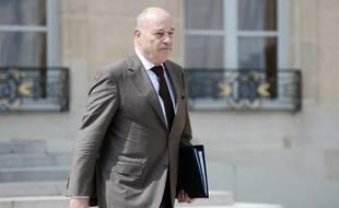 Jean-Michel Baylet, ministre de l'Aménagement du territoire