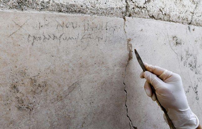nouvel ordre mondial | Italie: A Pompéi, un graffiti semble confirmer que l'éruption a eu lieu en octobre 79 (et non en août)