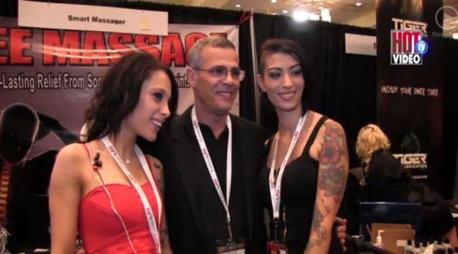 abdellatif kechiche s 39 invite au salon du porno de las vegas
