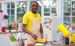 Julien, candidat de la  saison 7 du «Meilleur pâtissier».