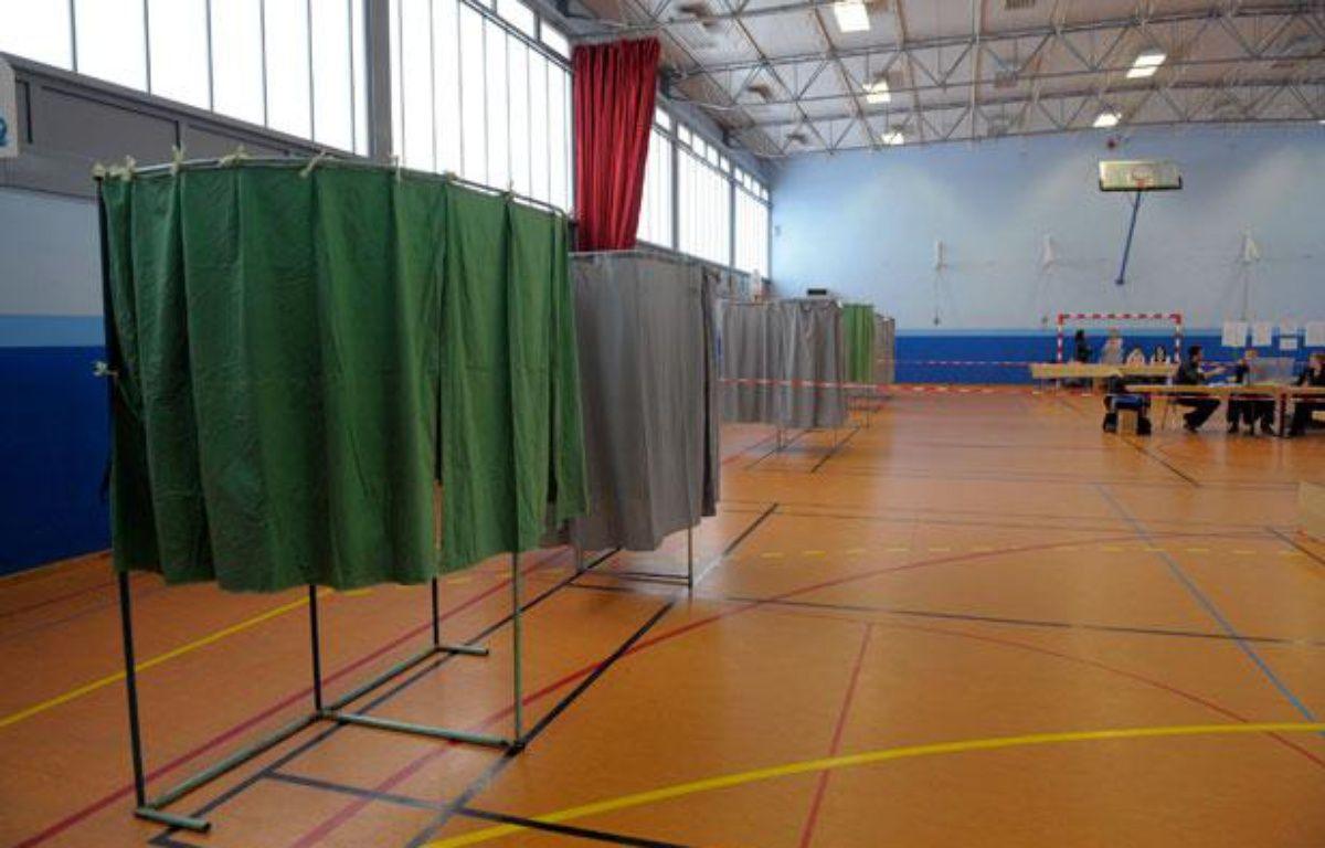 Présidentielle: Pas de dispositif de sécurité supplémentaire dans les bureaux de vote à Strasbourg (Illustration) – GILLES VARELA / 20 MINUTES