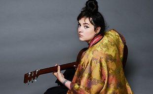 La chanteuse Hoshi