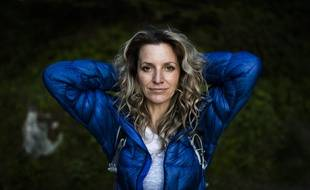 Sarah Marquis, exploratrice de l'extrême.